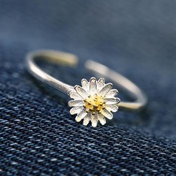 Shiny Stylish New Arrival Gift Jewelry Korean Ladies Accessory Ring [6586344711]