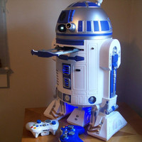 R2D2 Game System by ohhshiney on Etsy