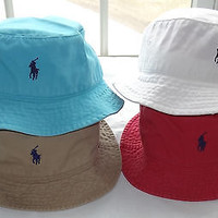 NWT New Polo Ralph Lauren Bucket Beach Golf Fishing Hat