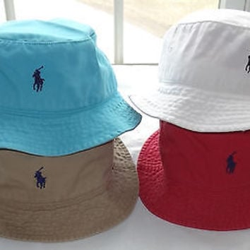NWT New Polo Ralph Lauren Bucket Beach from medcmddrex6gol on c224ab7c564