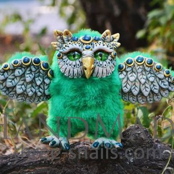 """Decorations for home """"Owl"""""""