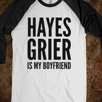 HAYES GRIER IS MY BOYFRIEND SHIRT (IDC712137)
