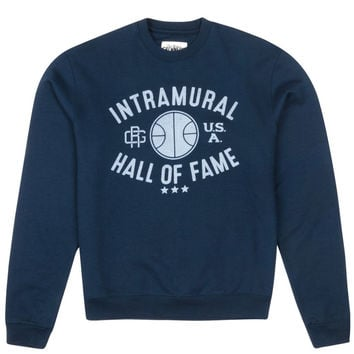 Rowdy Gentleman - Intramural Hall of Fame Crewneck Sweatshirt