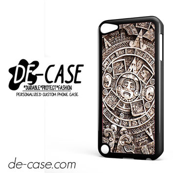 Maya Aztec Calendar DEAL-7007 Apple Phonecase Cover For Ipod Touch 5