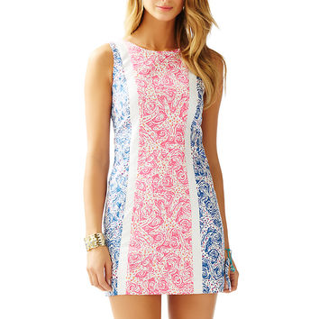 DELIA SHIFT - INDIGO STAR CRUSH from Lilly Pulitzer, Available at Ocean Palm