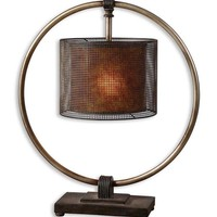 Dalou Hanging Shade Table Lamp