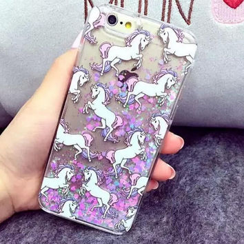 Unicorn iPhone 5s 6 6s Plus Case