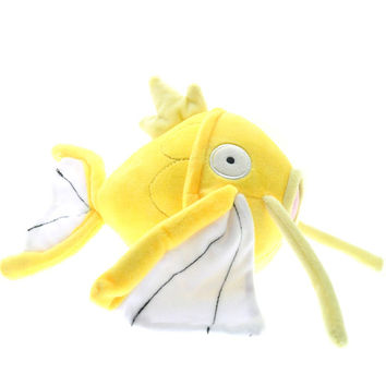 1pcs 20cm Pokemon Magikarp Plush Toy Magikarp Fish Brinquedos Soft Stuffed Animals Toys Doll Fashion Cartoon Plush Toys for Kids