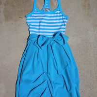 Nautical Rider Party Dress [7383] - $29.40 : Feminine, Bohemian, & Vintage Inspired Clothing at Affordable Prices, deloom