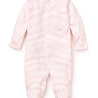 Kissy KissyInfant Girls' Stripe Footie - Sizes Newborn-9 Months