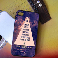 The Fault in Our Stars by John Green iphone 4s case iphone 5s case samsung galaxy s4 rubber galaxy s5 case