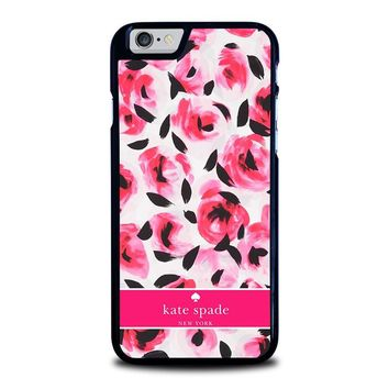 KATE SPADE NEW YORK PINK ROSE iPhone 6 / 6S Case Cover