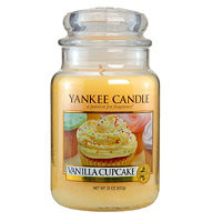 Yankee Candle Company Vanilla Cupcake Candle 22 oz. Ulta.com - Cosmetics, Fragrance, Salon and Beauty Gifts