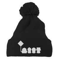 South Park Embroidered Knit Pom Cap