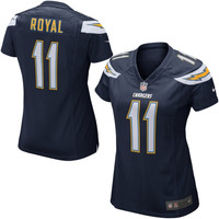 Eddie Royal San Diego Chargers Nike Women's Game Jersey – Navy Blue