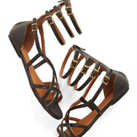 ModCloth Stretch Your Staycation Sandal