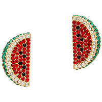 The Watermelon Stud Earrings