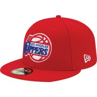 New Era Los Angeles Clippers 59Fifty Red Fitted Hat