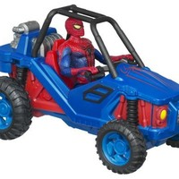 The Amazing Spider-Man Zoom N Go Turbo Cruiser Vehicle