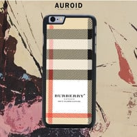 Burberry London IPhone 6 Plus Case Auroid