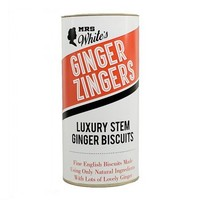 Mrs White s Stem Ginger Biscuits