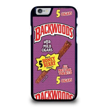 ONLY BACKWOODS CIGARS iPhone 6 / 6S Case
