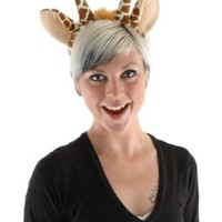 Amazon.com: Giraffe Ears and Tail Set: Clothing