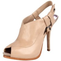 GUESS by Marciano Women`s Tada Pump,Sand,7.5 M US