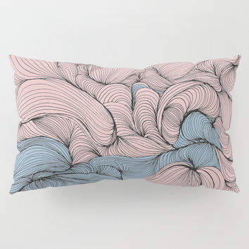 In Mixed Company Pillow Sham by duckyb