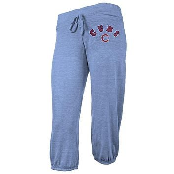Chicago Cubs - Logo Juniors Capri Sweatpants