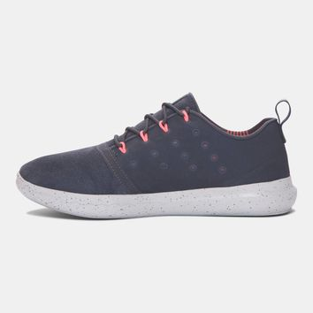 Women's UA Charged 24/7 Low Suede Shoes | Under Armour US