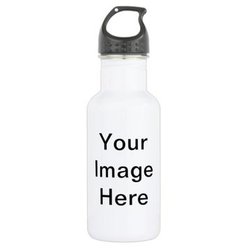 Design Your Own Custom Photo Collage Water Bottle