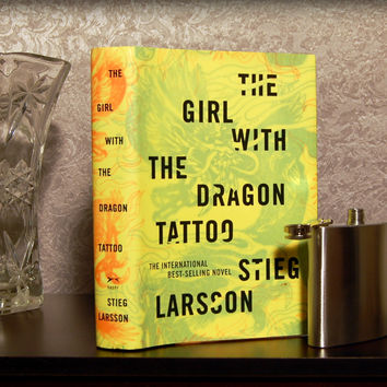 The Girl with the Dragon Tattoo / Stieg Larsson