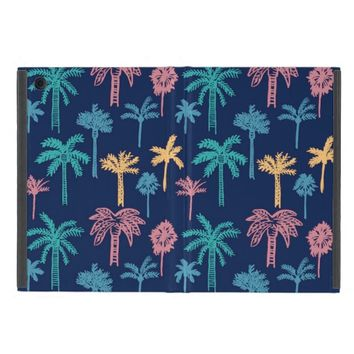 Palm Tree Leaf Pattern iPad Mini Case