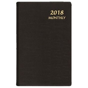 Continental Medium Softcover Monthly Planner, Office Organizer by Payne