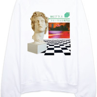 Macintosh Plus Sweatshirt
