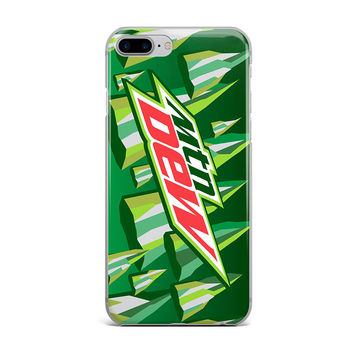 MOUNTAIN DEW CUSTOM IPHONE CASE
