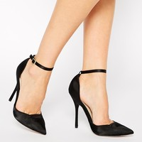 ASOS | ASOS PEACE OF MIND Pointed High Heels at ASOS