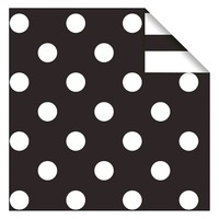 Lunch Napkin Black (20 Count) Spritz™