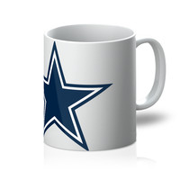 Dallas Cowboys: Star Mug
