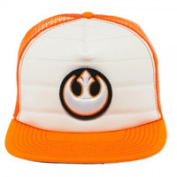 Star Wars Rebel Alliance Trucker Snapback Hat Cap