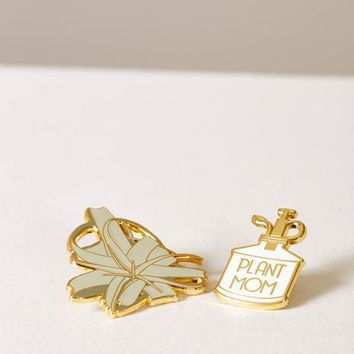 Air Plant and Mister Pin Set