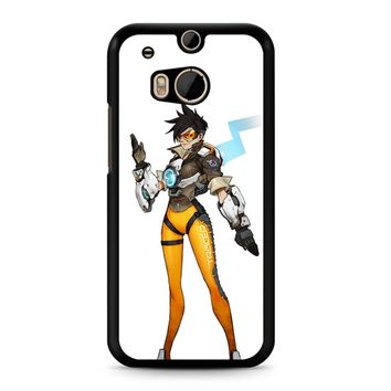Overwatch Tracer Concept HTC M8 Case