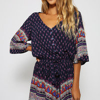 Lost In Fantasy Playsuit - Print