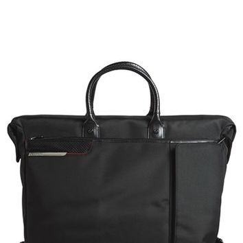 Men's Ferrari Garment Bag - Black