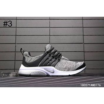 NIKE AIR PRESTO 2018 Summer Men and Women Small Sock Sneakers F-A0-HXYDXPF #3