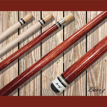 Boriz Billiards Pool Cue Stick Classic Style with Joint Protectors AB 781