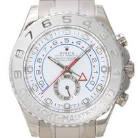 Rolex Yacht-Master II Mens Watch 116689