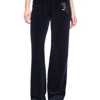 Logo Velour Jc Tangled Garden Original Pant by Juicy Couture,