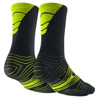 Nike Store. Nike Dri-FIT Performance Crew Football Socks (Medium/2 Pair)
